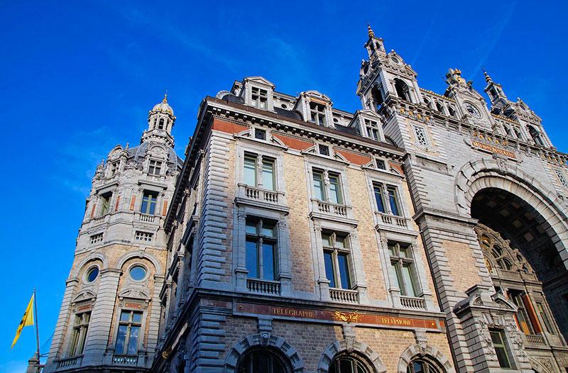 Антверпен (Antwerpen) — главный конкурент Брюгге